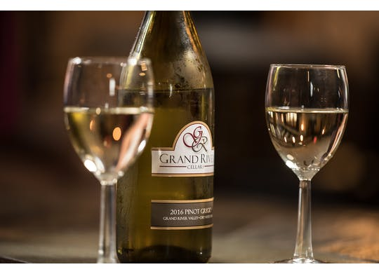 Grand River Cellars Pinot Grigio