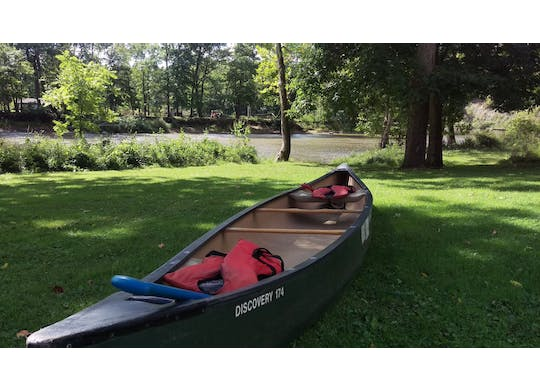 Raccoon Run Canoe and Kayak Rental