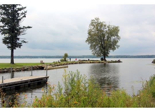 Pymatuning State Park View
