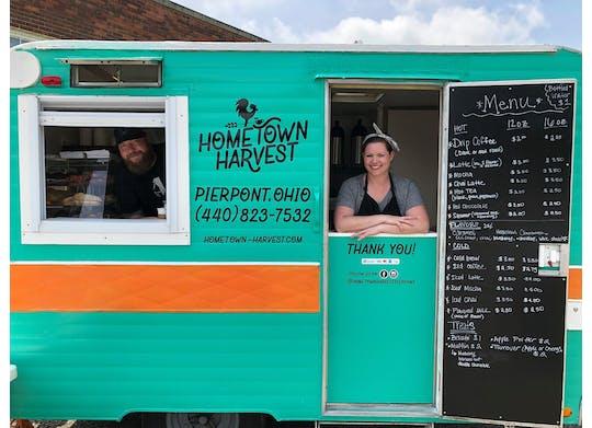 Hometownharvest Mobilecoffeeshop