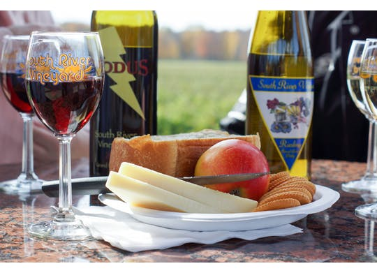 South River Wine And Cheese
