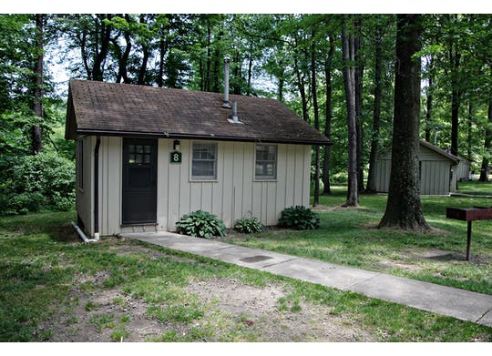 Pymatuning State Park Cabins