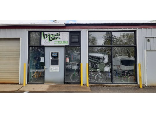 Bonsai Bikes Storefront