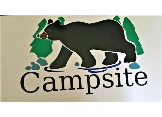 Bear Creek Farm Campsite Logo