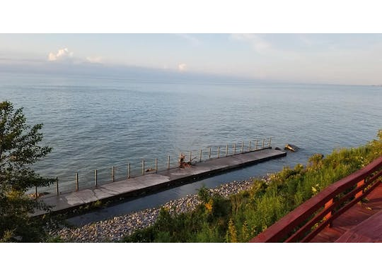 Geneva Township Park Observation Deck And Pier