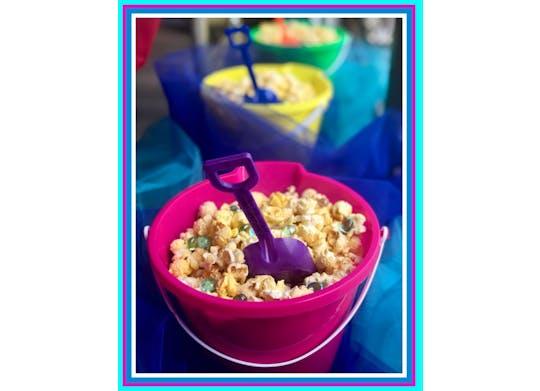 Popcorn In Pail