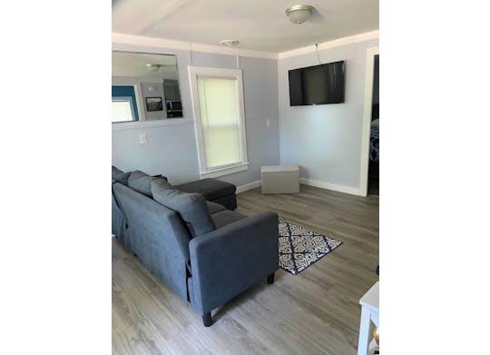 3 Little Cottages Living Room