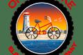 On The Lake Electric Bike Co Logo