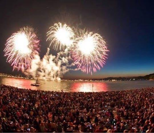 Pymatuning Lake Festival Fireworks