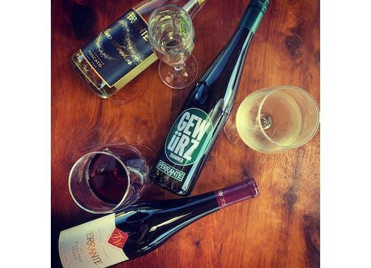 Ferrante Wine Bottle