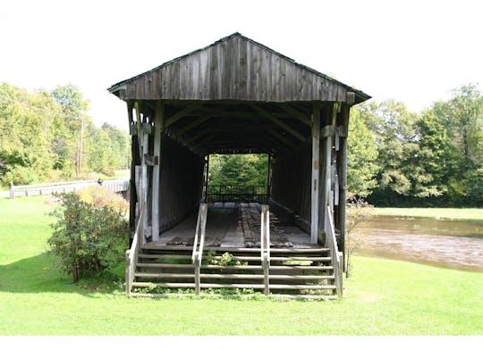 Graham Road Covered Bridge 1