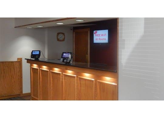 Red Roof Inn Front Desk RRI Website