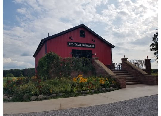 Red Eagle Distillery