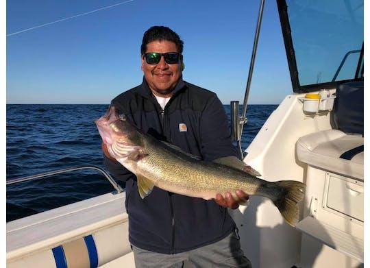 Summer Break Charters Fish Catch