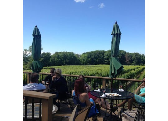M Cellars outdoor view
