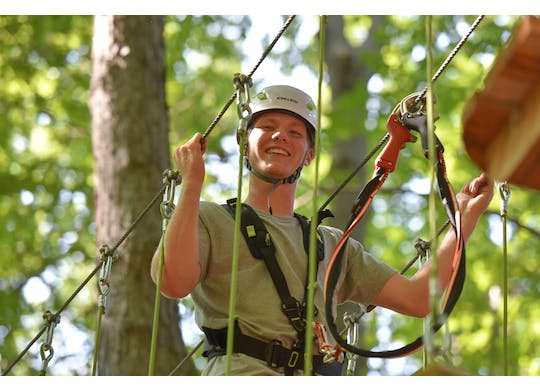 Canopy Tour Challenge Course (22 Of 59)