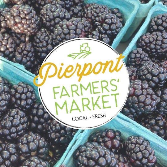 Pierpont Farmers Market Logo