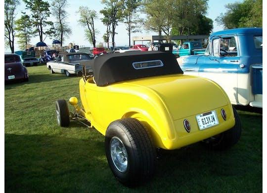 Saybrook Township Park Car Show