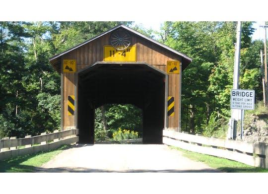 Creek Road Covered Bridge 1