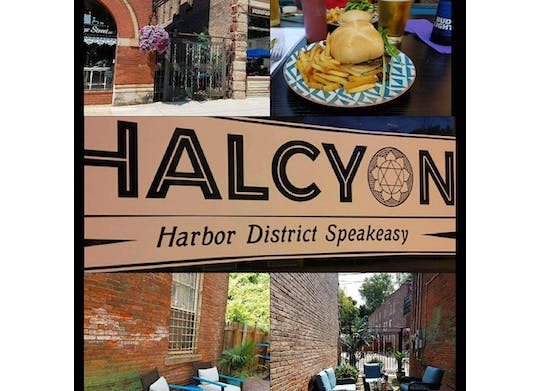 HALCYON Speakeasy