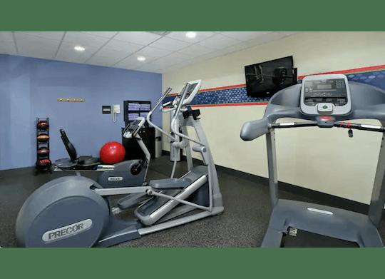 Hamptoninnashtabula Gym