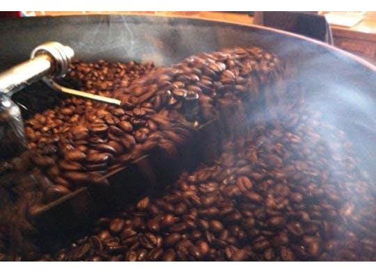 Harbor Perk Coffee Beans