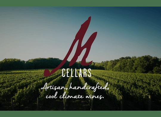 M Cellars logo