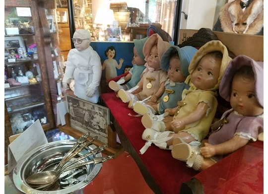 Perambulator Dolls