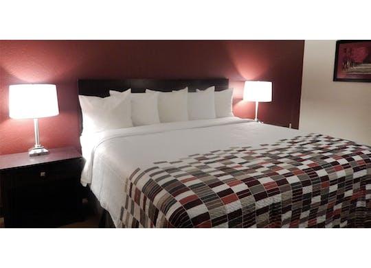 Red Roof Inn Single Bed RRI Website