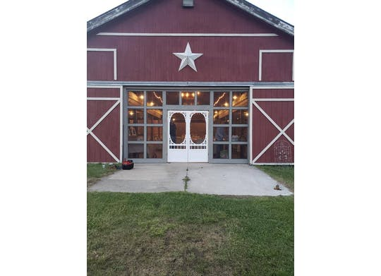 North Star Stable Outside Building FB