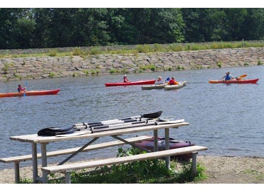 Pymatuning State Park Kayaking