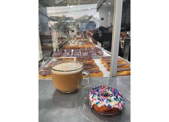 Cornercoffeehouse Donuts