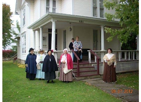 Jefferson Depot Village Victorian House Facebook