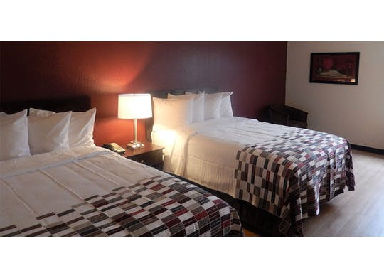 Red Roof Inn Double Beds RRI Website
