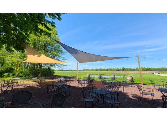 Stable Winery Patio