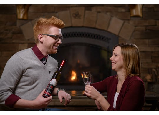 Grand River Cellars couple
