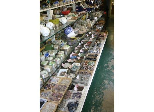 Noema Gems display